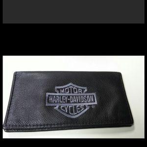 Harley-Davidson Bags - Harley Davidson leather tote.